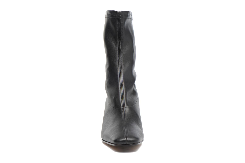 Bottines et boots Elizabeth Stuart Erwin 450 Noir vue portées chaussures