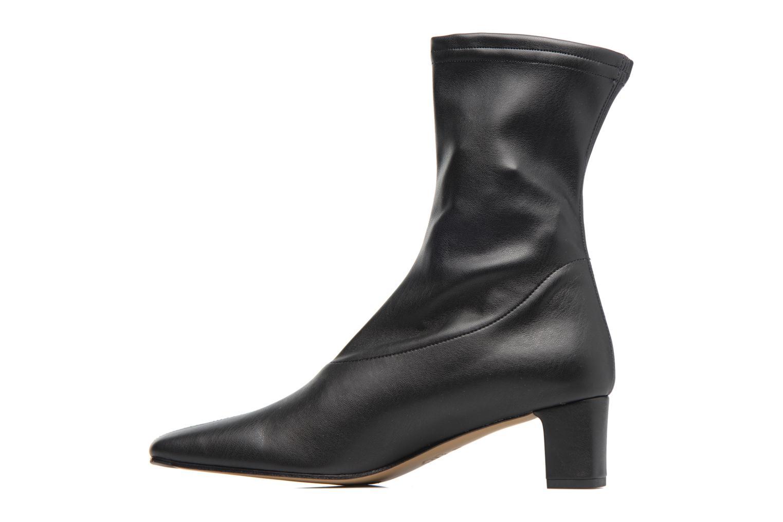 Bottines et boots Elizabeth Stuart Erwin 450 Noir vue face