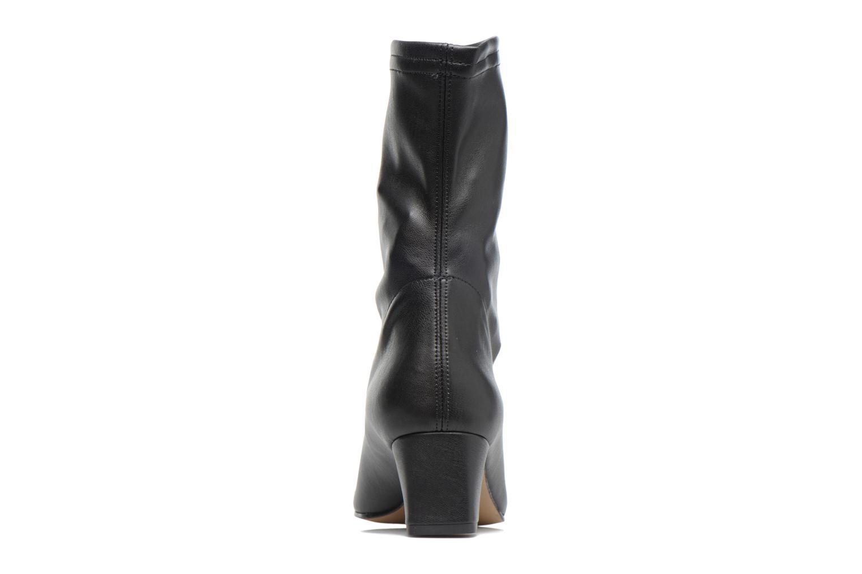 Bottines et boots Elizabeth Stuart Erwin 450 Noir vue droite