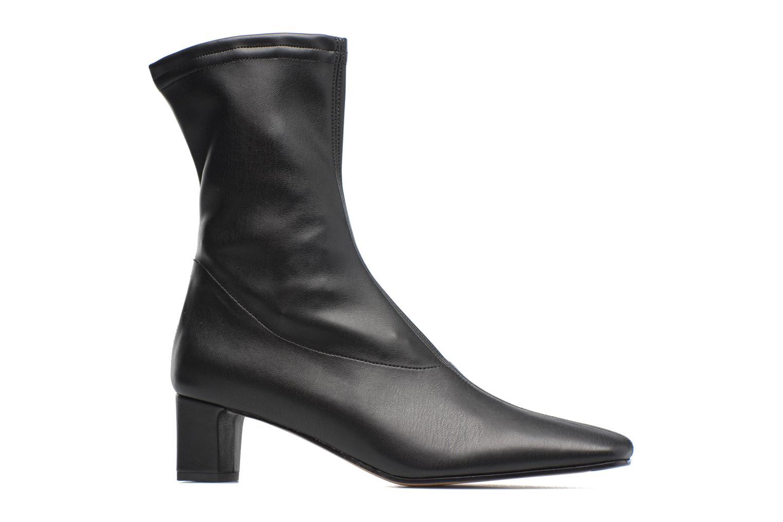 Bottines et boots Elizabeth Stuart Erwin 450 Noir vue derrière
