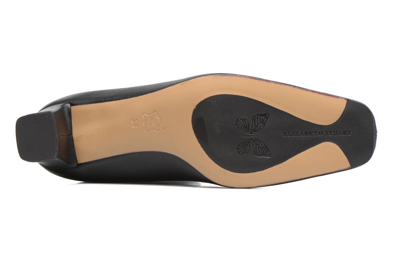 Bottines et boots Elizabeth Stuart Erwin 450 Noir vue haut