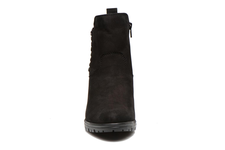 Bottines et boots Tamaris Oseali Noir vue portées chaussures