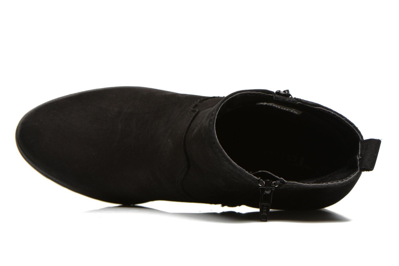 Bottines et boots Tamaris Oseali Noir vue gauche