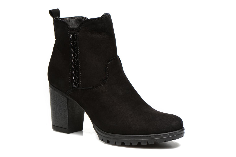 Bottines et boots Tamaris Oseali Noir vue détail/paire