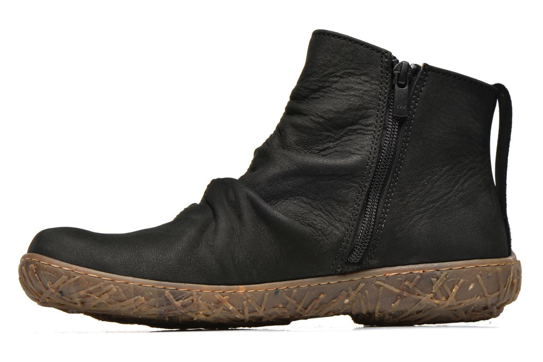 Bottines et boots El Naturalista Nido Ella N755 Noir vue face