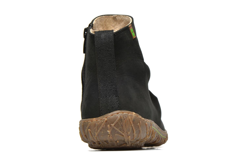 Bottines et boots El Naturalista Nido Ella N755 Noir vue droite