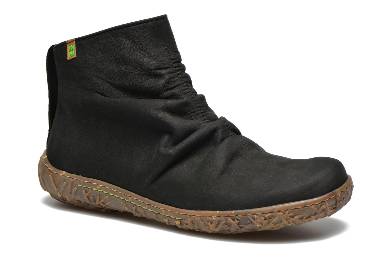 Bottines et boots El Naturalista Nido Ella N755 Noir vue détail/paire