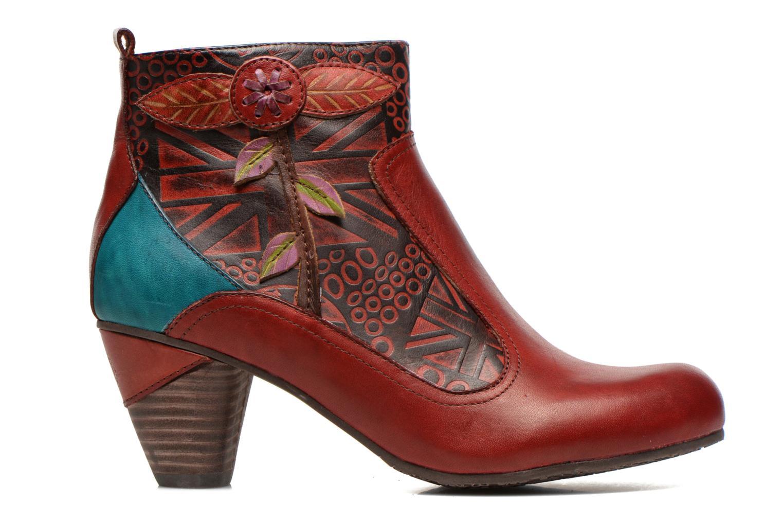 Bottines et boots Laura Vita Telia Multicolore vue derrière