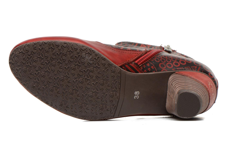 Stiefeletten & Boots Laura Vita Telia mehrfarbig ansicht von oben