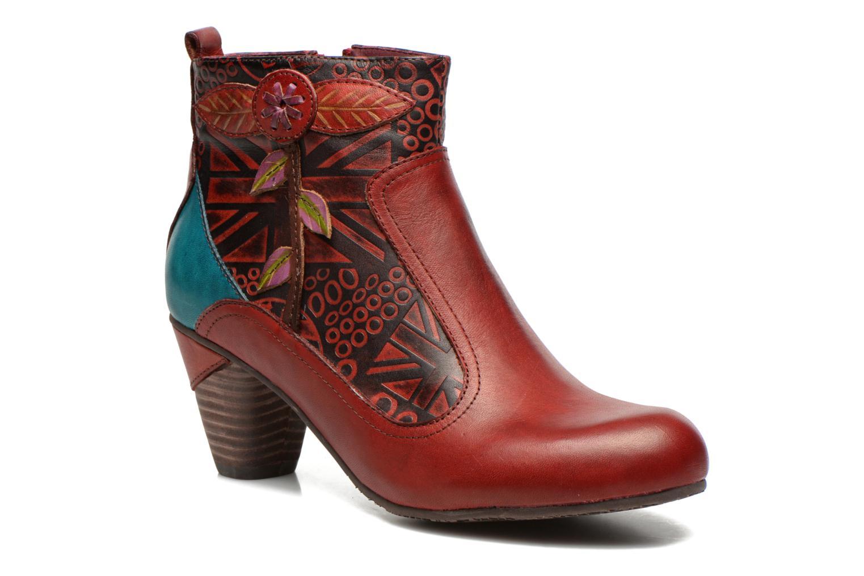 Bottines et boots Laura Vita Telia Multicolore vue détail/paire