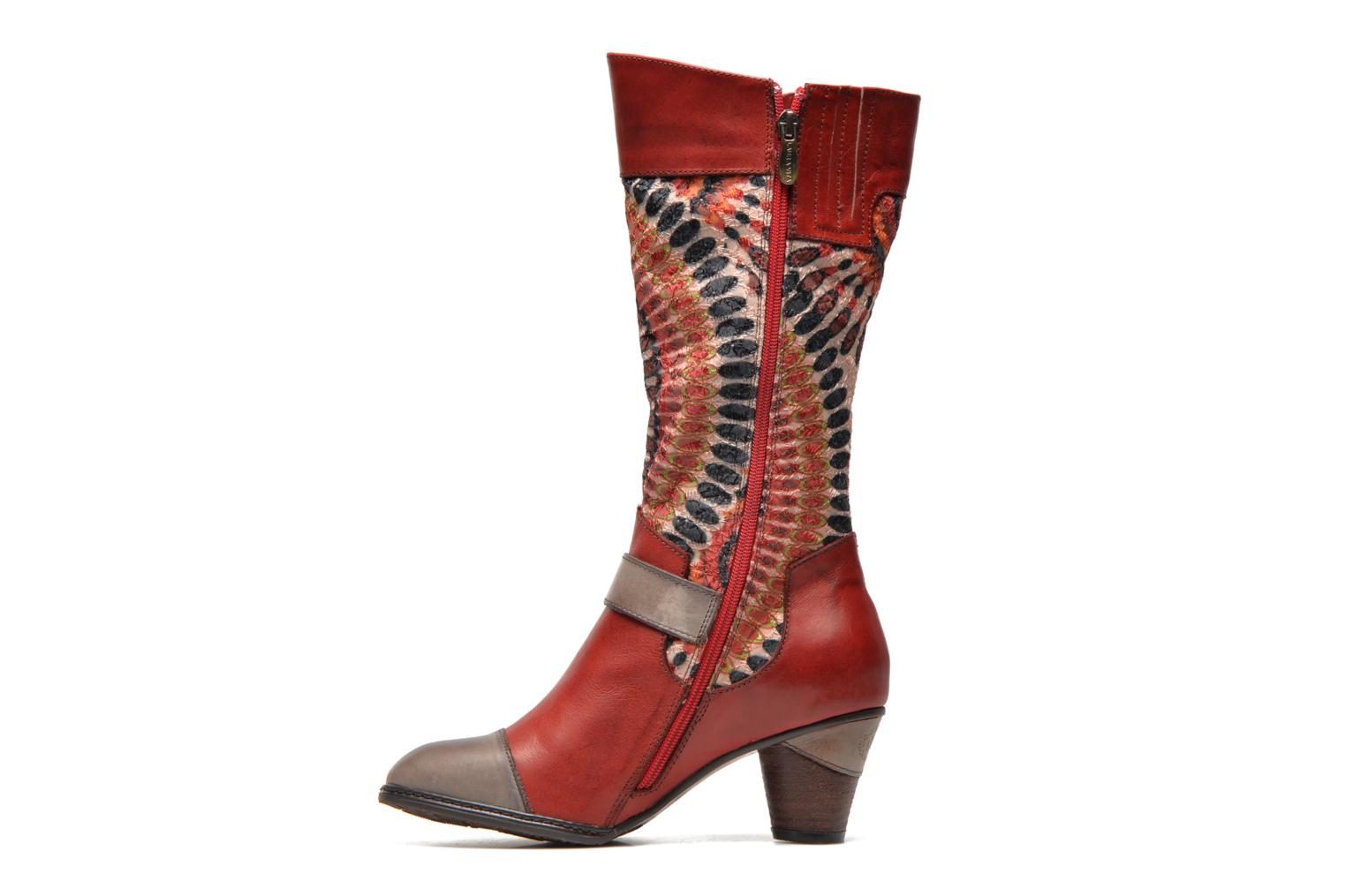 Ankle boots Laura Vita Talle Multicolor front view