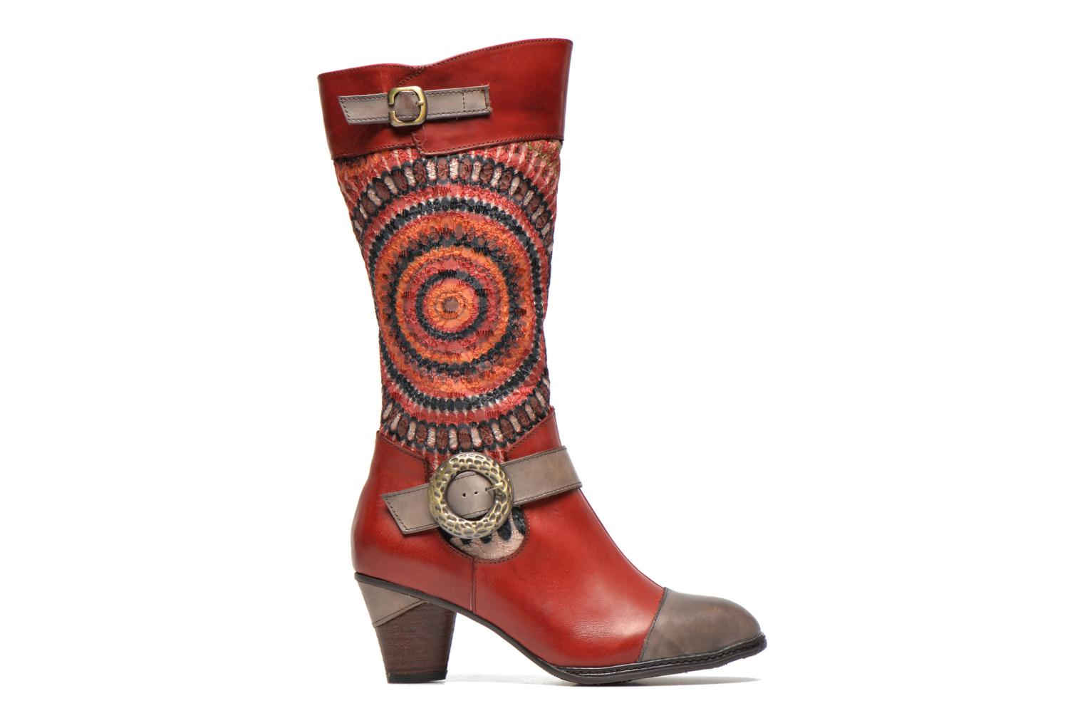 Ankle boots Laura Vita Talle Multicolor back view