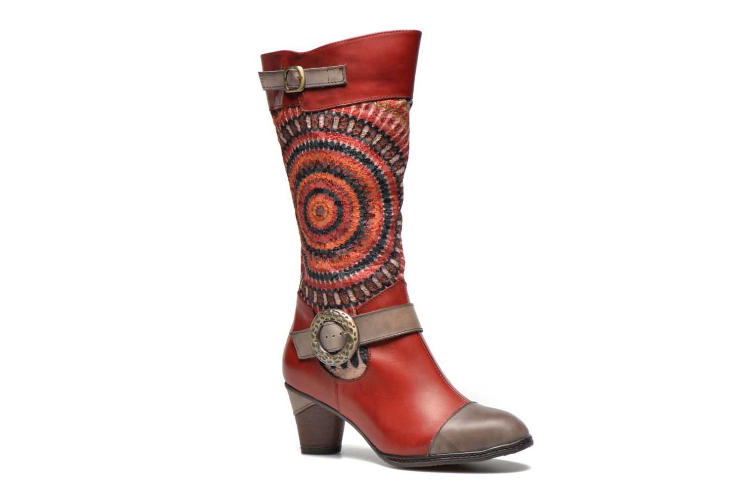 Ankle boots Laura Vita Talle Multicolor detailed view/ Pair view
