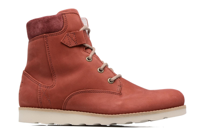 Bottines et boots TBS Anaick Rouge vue derrière