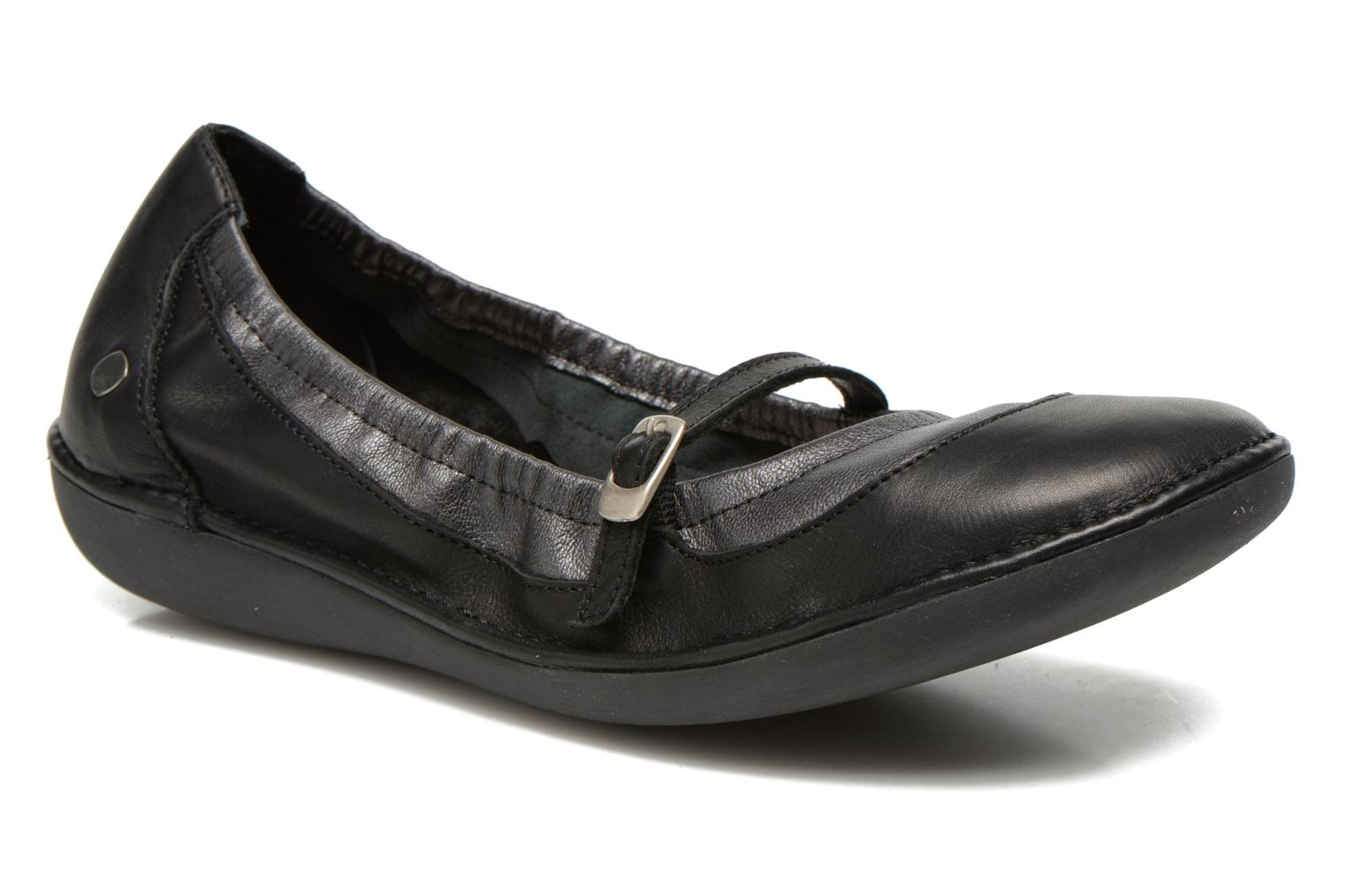 Ballet pumps TBS Mariza Black detailed view/ Pair view