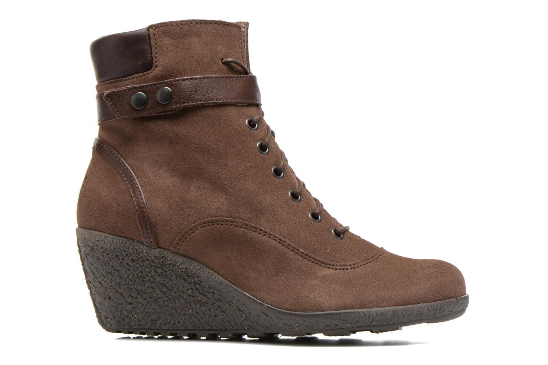 Bottines et boots TBS Wynona Marron vue derrière