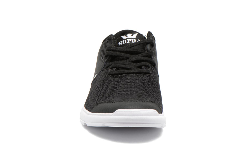 Sneaker Supra Noiz W schwarz schuhe getragen