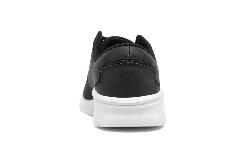 Sneaker Supra Noiz W schwarz ansicht von rechts