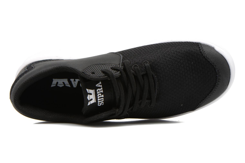 Sneaker Supra Noiz W schwarz ansicht von links