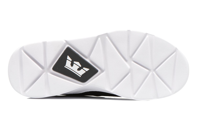 Sneaker Supra Noiz W schwarz ansicht von oben