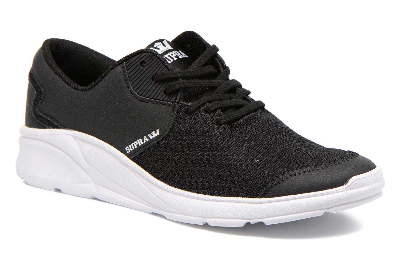 Sneaker Supra Noiz W schwarz detaillierte ansicht/modell