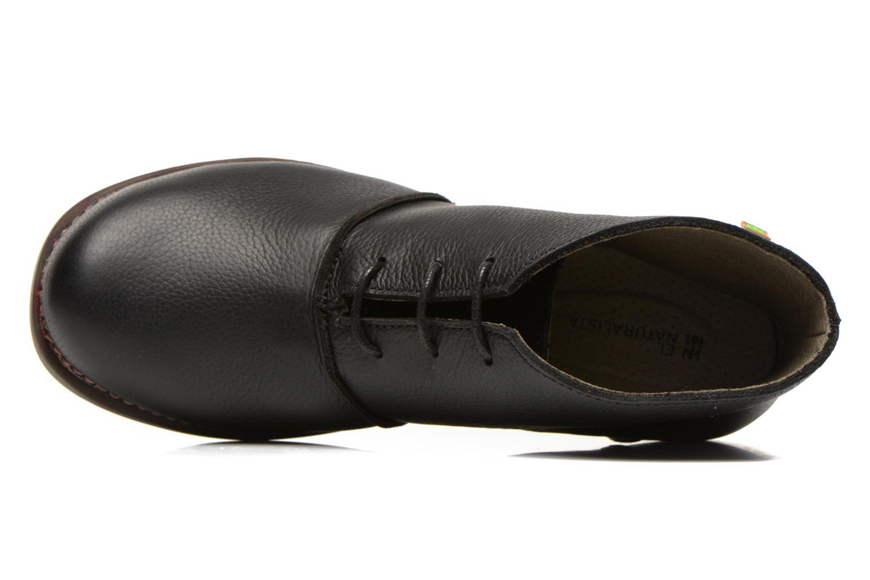 Boots en enkellaarsjes El Naturalista Tricot NC75 Zwart links