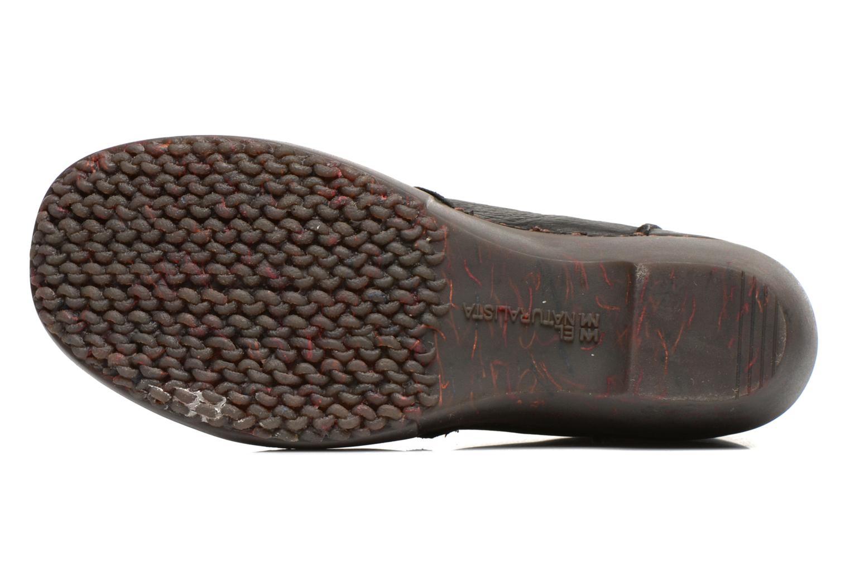 Boots en enkellaarsjes El Naturalista Tricot NC75 Zwart boven