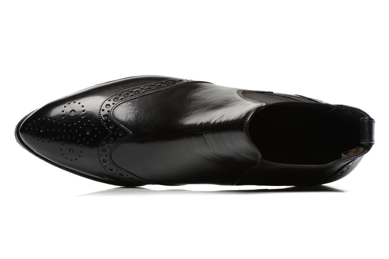 Bottines et boots Melvin & Hamilton Jessy 4 Noir vue gauche