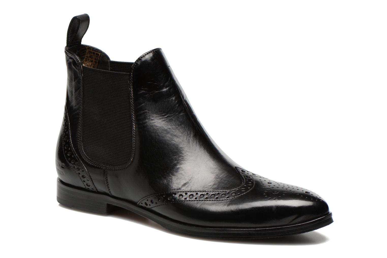 Bottines et boots Melvin & Hamilton Jessy 4 Noir vue détail/paire
