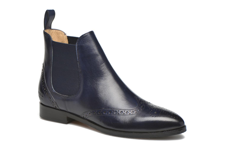 Melvin & Hamilton Jessy 4 (Bleu) - Bottines et boots chez Sarenza (270994)