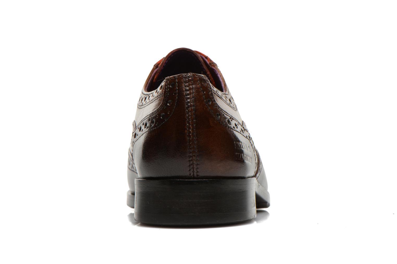 Chaussures à lacets Melvin & Hamilton Lance 14 Multicolore vue droite