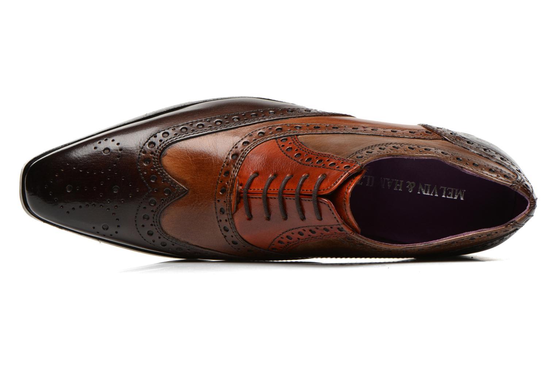 Chaussures à lacets Melvin & Hamilton Lance 14 Multicolore vue gauche