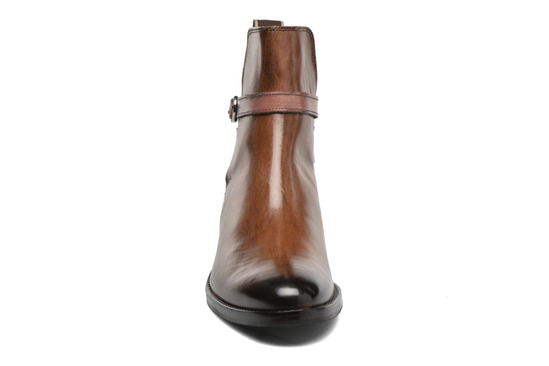 Bottines et boots Melvin & Hamilton Elaine 8 Marron vue portées chaussures