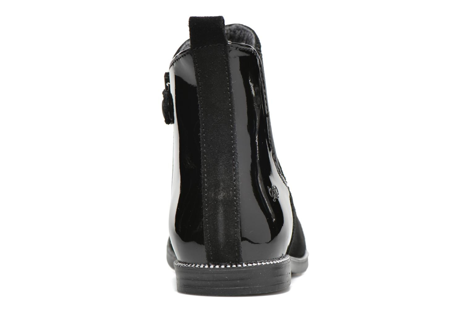Ankle boots Primigi Violante 1 Black view from the right
