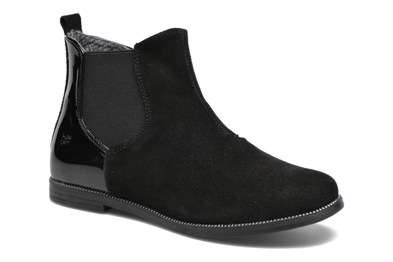 Bottines et boots Primigi Violante 1 Noir vue détail/paire