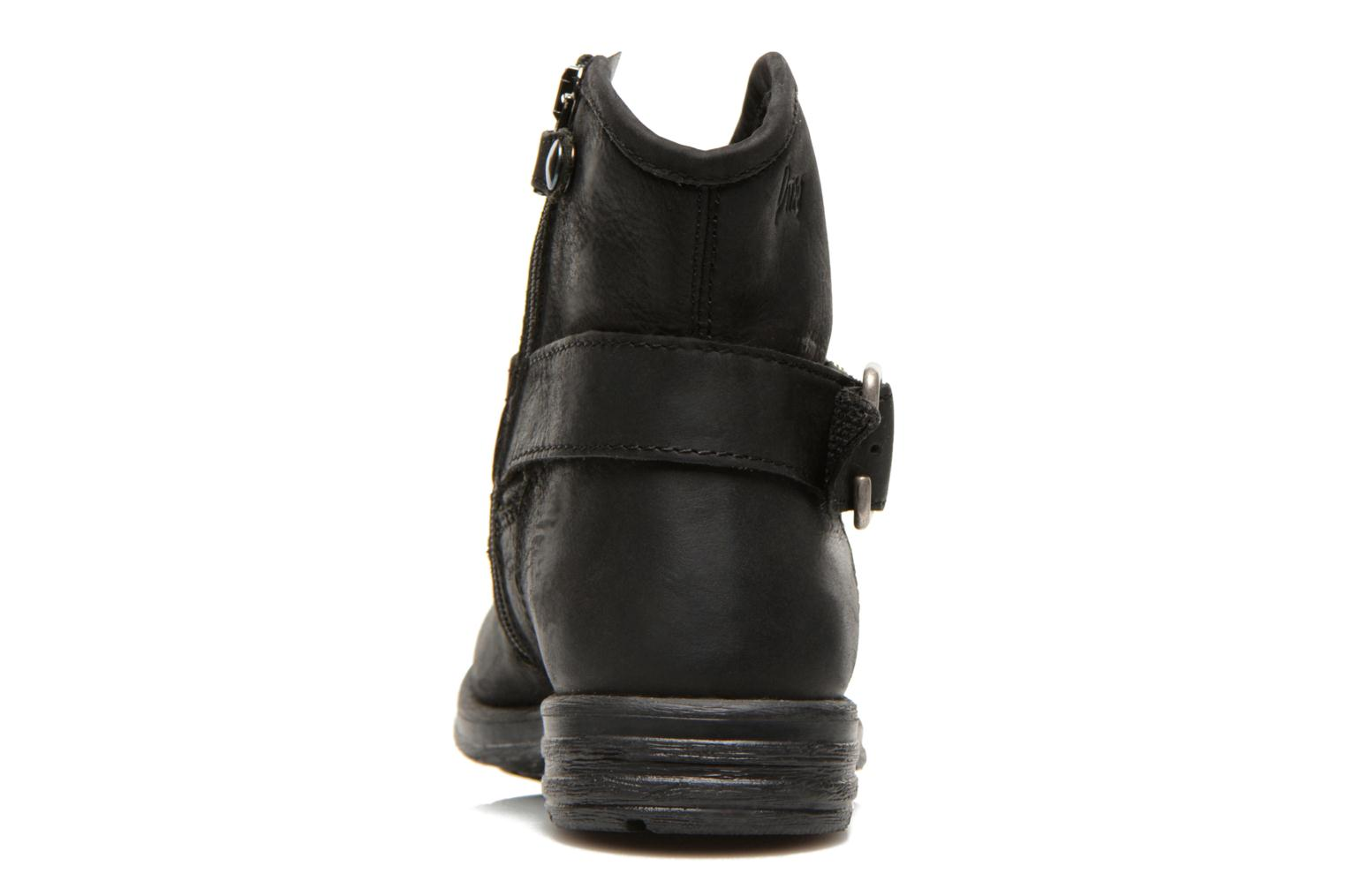 Ankle boots Primigi Amaya Black view from the right