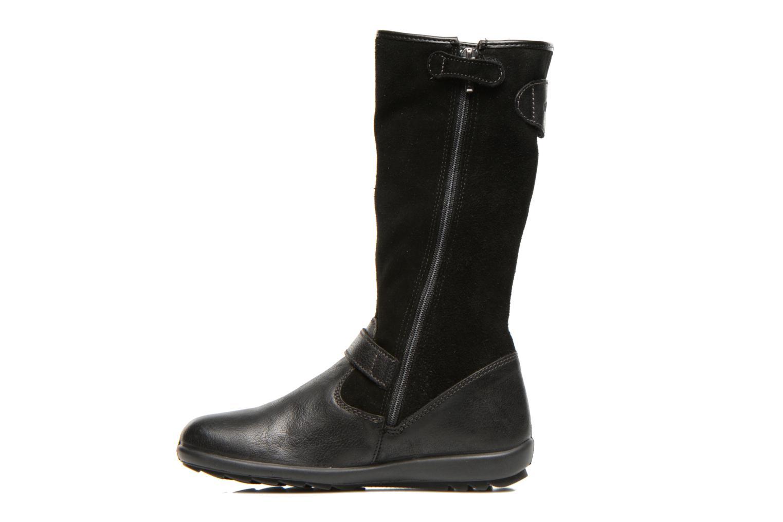 Stiefel Primigi Velia-E schwarz ansicht von vorne