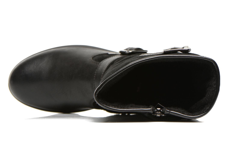 Stiefel Primigi Velia-E schwarz ansicht von links