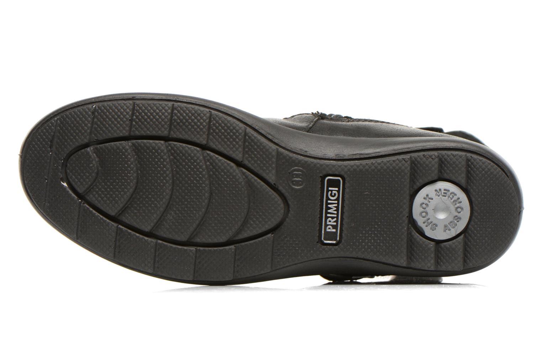 Stiefel Primigi Velia-E schwarz ansicht von oben