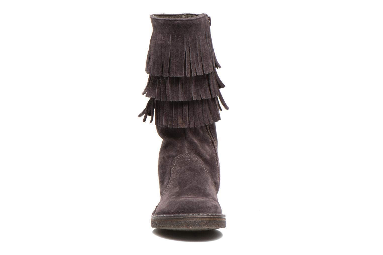 Stiefel PèPè Jade lila schuhe getragen