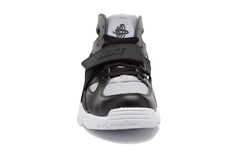 Sneaker Nike Trainer Huarache (Gs) schwarz schuhe getragen