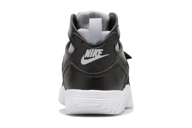 Baskets Nike Trainer Huarache (Gs) Noir vue droite