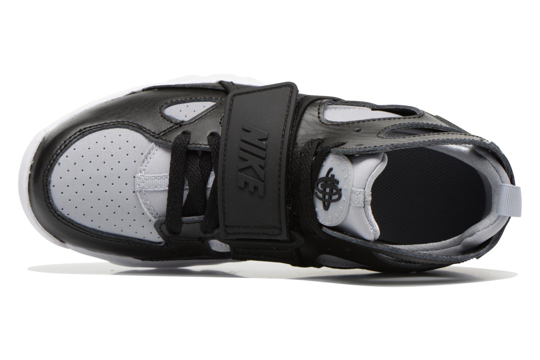 Sneaker Nike Trainer Huarache (Gs) schwarz ansicht von links