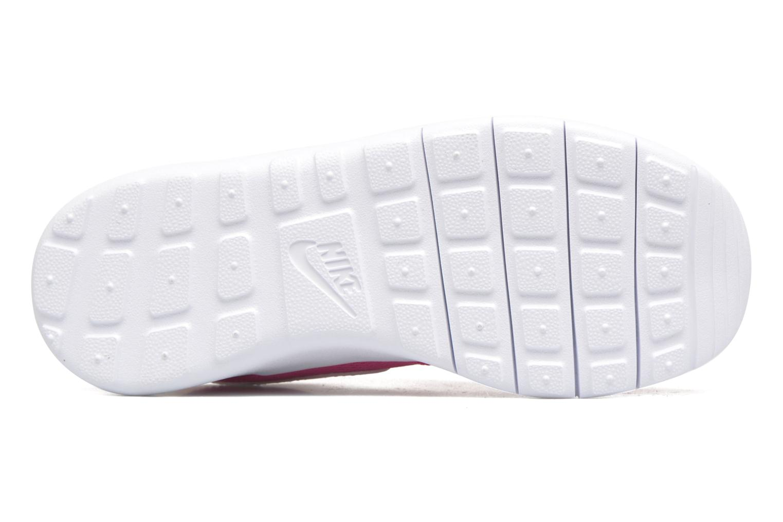 Baskets Nike Nike Roshe One (Ps) Rose vue haut