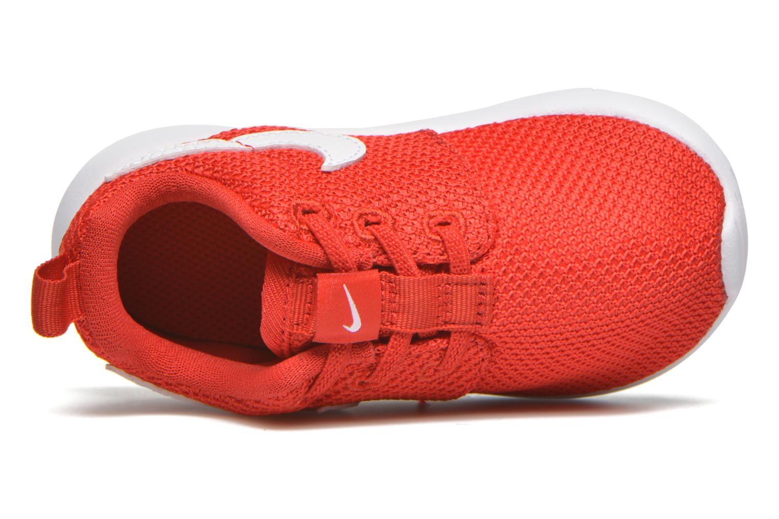 Baskets Nike Nike Roshe One (Tdv) Rouge vue gauche