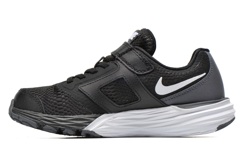 Baskets Nike Nike Tri Fusion Run (Psv) Noir vue face