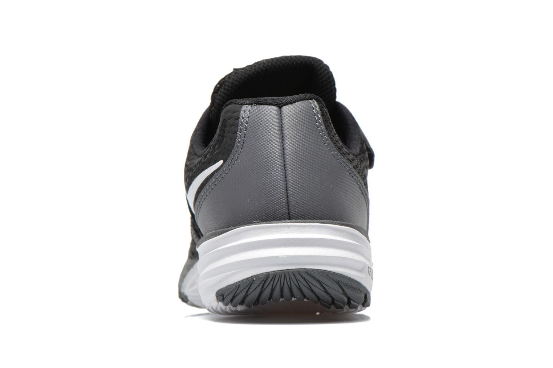 Baskets Nike Nike Tri Fusion Run (Psv) Noir vue droite