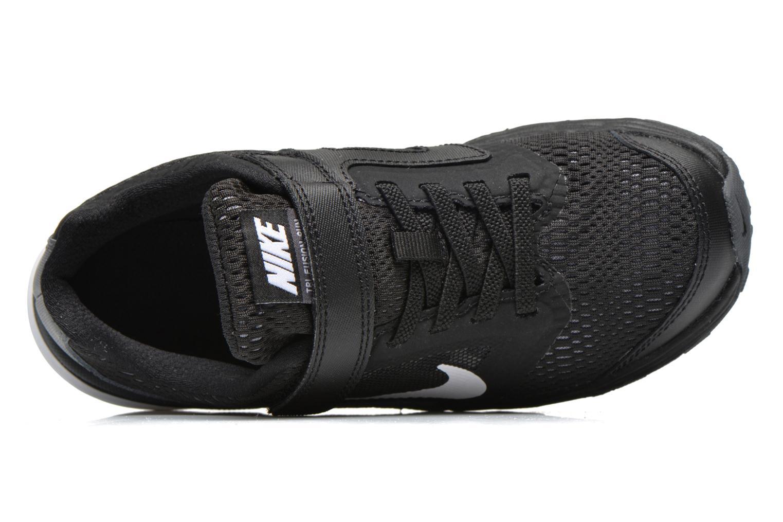 Nike Tri Fusion Run (Psv) Black/white-Drk Gry-Mtllc Slvr