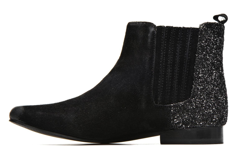 Bottines et boots Pepe jeans Redford Half Noir vue face