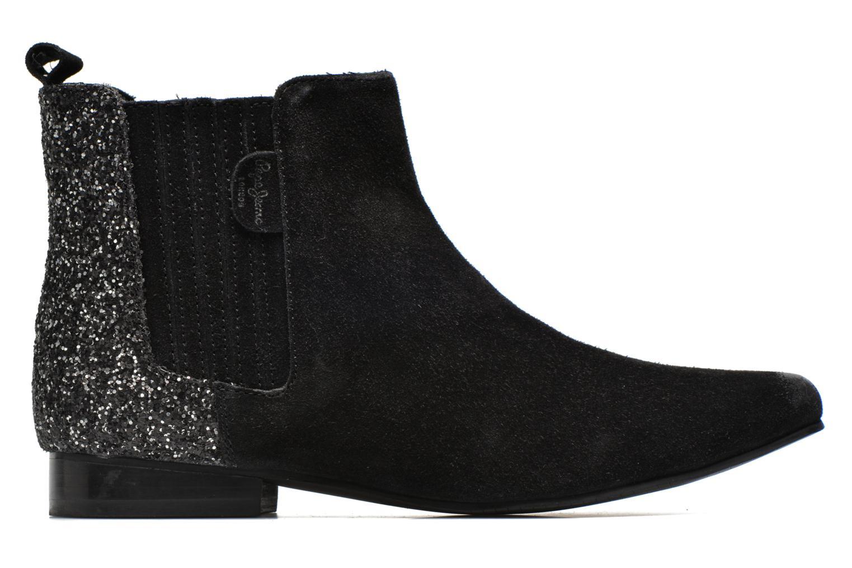 Bottines et boots Pepe jeans Redford Half Noir vue derrière